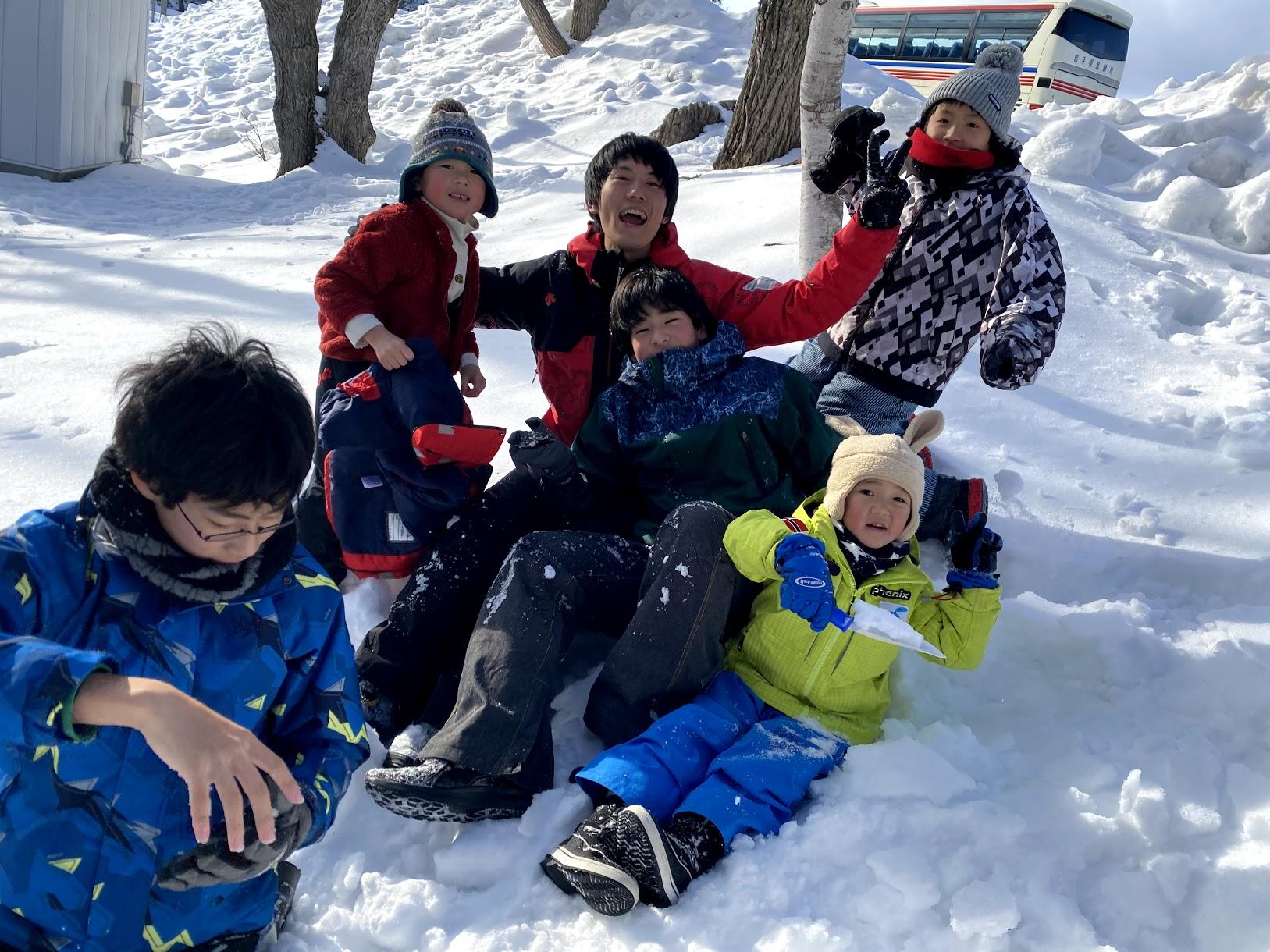 2月雪ん子キャンプ